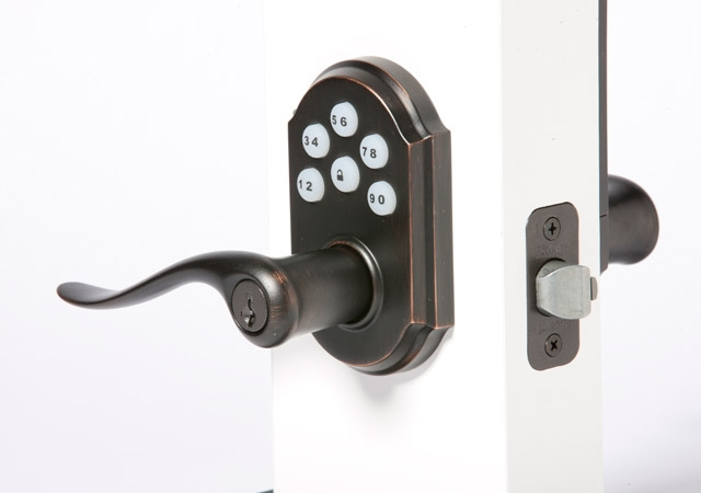 Re key Door Lock Vivint Support
