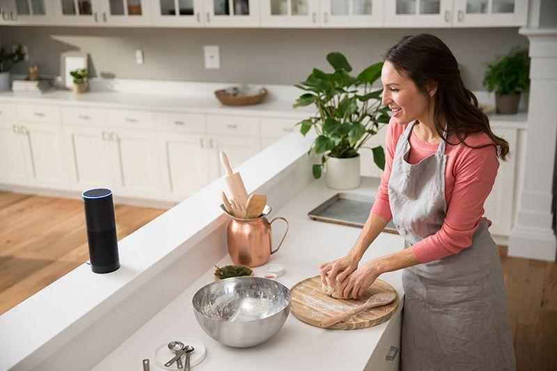 vivint smart home smart speaker